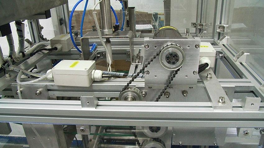 自動機械設備包裝機零部件定制