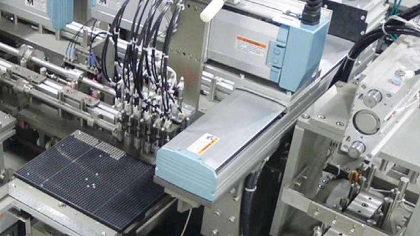 電子裝配機械零部件加工